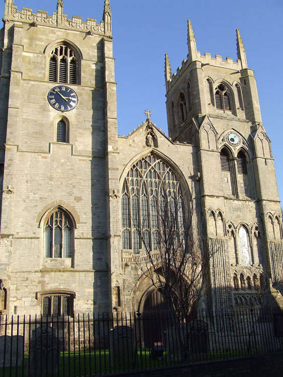 St. Margaret's Church in King's Lynn