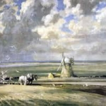 Sandringham House opens with Edward Seago exhibition