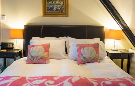 Make your January jolly! Stay any night with dinner and breakfast for just £115 per room.