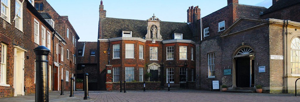 The Bank House Hotel in King's Lynn