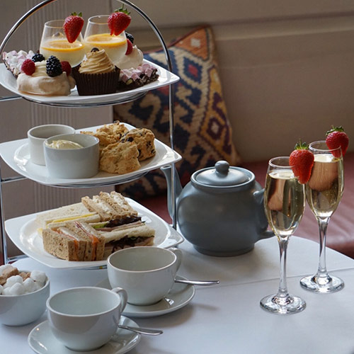 Bank House Champagne Afternoon Tea in King's Lynn