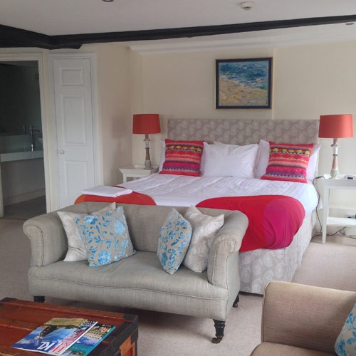 Overnight hotel package vooucher at Bank House Kings Lynn